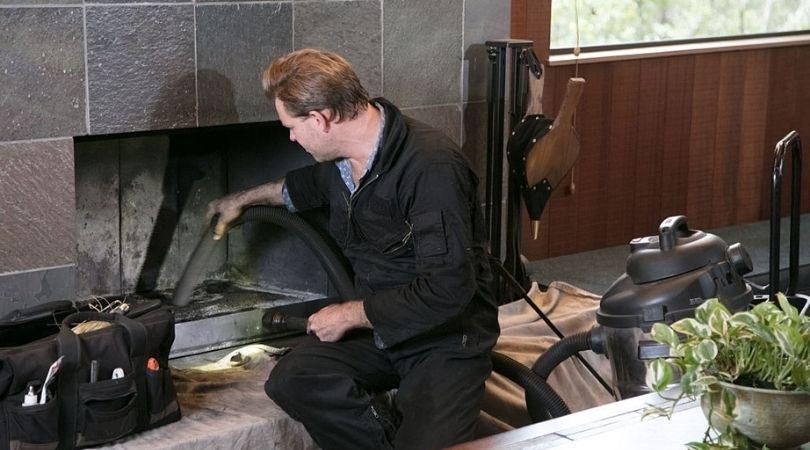 Chimney Sweeping Service San Antonio
