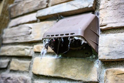 dryer vents lint buildup San Antonio