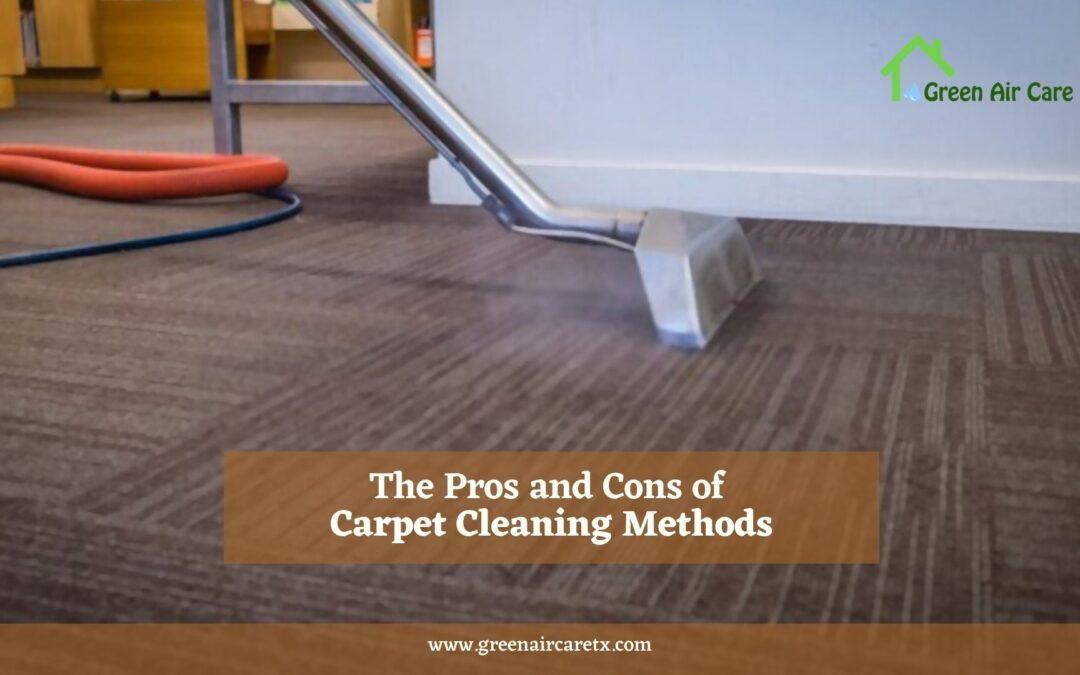 Wet Carpet Cleaning San Antonio