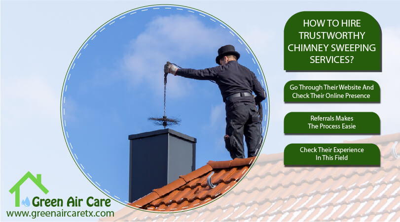 How To Hire Trustworthy Chimney Sweeping Services